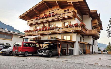 Rakousko, Tyrolsko: Pension Eichenheim