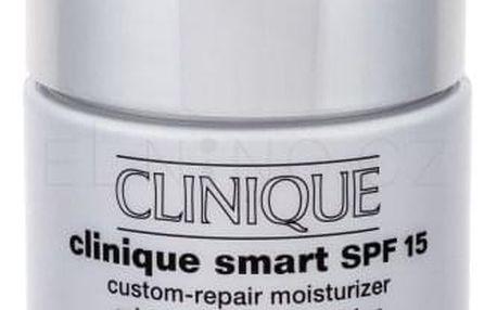 Clinique Clinique Smart SPF15 75 ml hydratační krém pro suchou a smíšenou pleť pro ženy