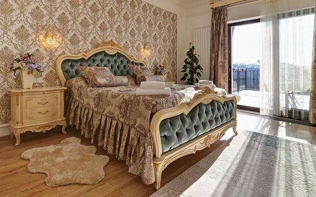 Hotel Pod Lipkami v Praze se snídaní, vířivkou a solnou jeskyní pro dva