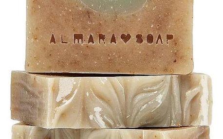 Almara Soap Přírodní mýdlo Lemon Tea Tree, žlutá barva