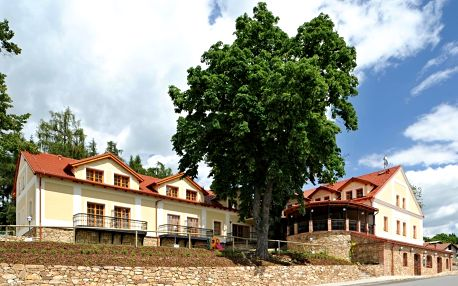Jižní Čechy: HOTEL GOLD CHOTOVINY