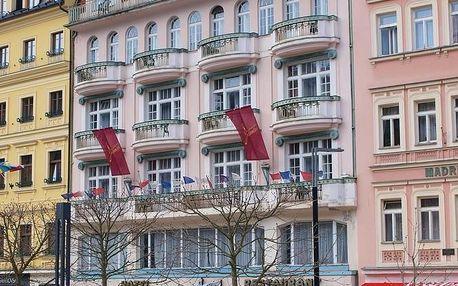 Západočeské lázně: EA Hotel Jessenius