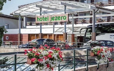 Chorvatsko - Plitvická jezera na 3 dny, polopenze s dopravou vlastní, 300 m od pláže