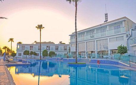 Kypr - Agia Napa na 8 dní, polopenze s dopravou letecky z Prahy