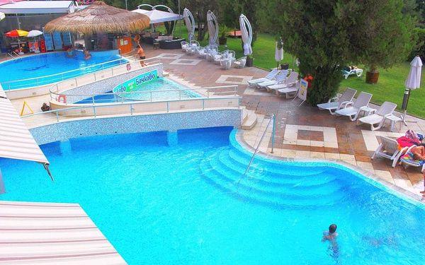 Bulharsko, Slunečné pobřeží: Hotel Flamingo, all inclusive