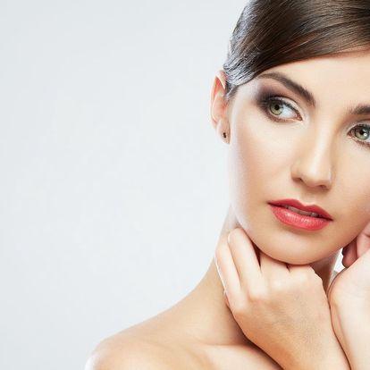 Diamantová mikrodermabraze i s kosmetikou
