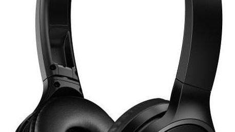 Panasonic RP-HF400BE-K černá (RP-HF400BE-K)