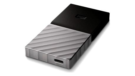 Western Digital My Passport 512GB (WDBKVX5120PSL-WESN)
