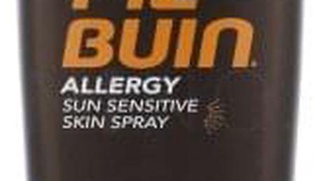 PIZ BUIN Allergy Sun Sensitive Skin Spray SPF15 200 ml sprej na opalování pro citlivou pokožku pro ženy