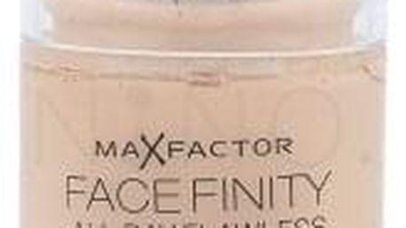 Max Factor Facefinity All Day Flawless 3in1 SPF20 30 ml dlouhotrvající make-up pro ženy 45 Warm Almond