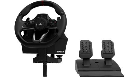 HORI Racing Wheel Apex pro PS4, PS3, PC + pedály černá (ACP464311)