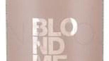 Schwarzkopf Blond Me Keratin Restore Bonding Shampoo 1000 ml regenerační šampon pro blond vlasy pro ženy