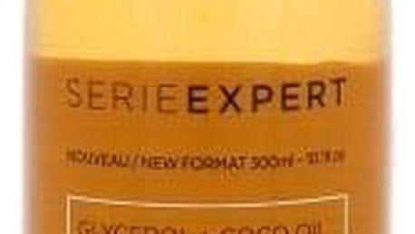 L´Oréal Professionnel Série Expert Nutrifier 300 ml šampon pro suché a poškozené vlasy pro ženy