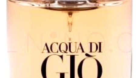 Giorgio Armani Acqua di Gio Absolu 40 ml parfémovaná voda pro muže