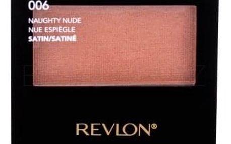 Revlon Powder Blush 5 g pudrová tvářenka pro ženy 006 Naughty Nude