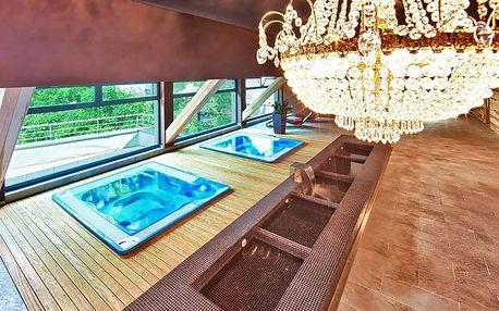Trnava přepychově: 4* hotel s neomezeným wellness, vstupem do aquaparku a polopenzí + dítě do 5,9 let zdarma
