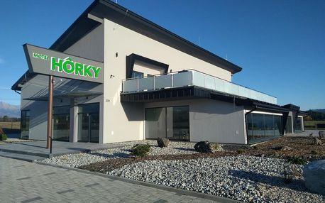 Nízké Tatry: Motel Hôrky