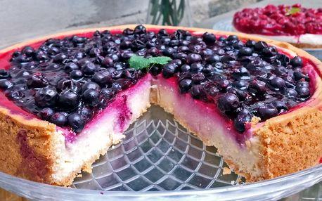 Domácí dorty: Medovník, Míša, Pařížský i ovocný