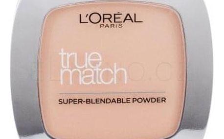 L´Oréal Paris True Match 9 g kompaktní pudr pro ženy R1-C1 Rose Ivory