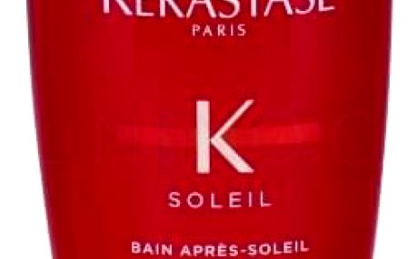 Kérastase Soleil Bain Apres Soleil 250 ml ochranný šampon na vlasy po slunění pro ženy