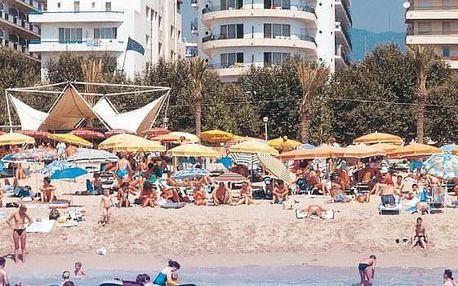 Španělsko - Costa del Maresme autobusem na 10 dnů, polopenze