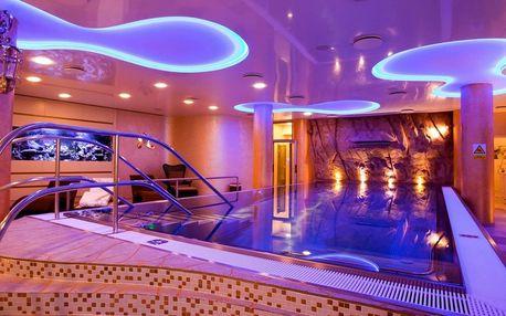Hotel Ambiente **** v Karlových Varech s wellness a polopenzí