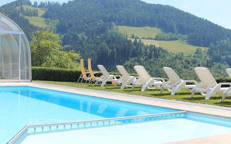 Rakousko: Panoramadorf Saualpe