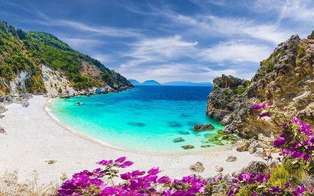 Řecko - Lefkada letecky na 8 dnů, polopenze