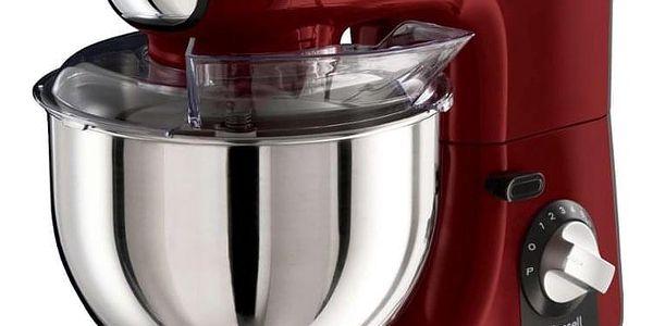 Kuchyňský robot RUSSELL HOBBS DESIRE 23480-56 červený2