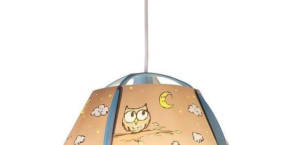 Rabalux 4566 Shepherd dětské stropní svítidlo, modrá2
