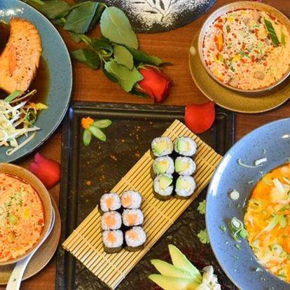 Tip na Valentýna: vietnamsko-thajské menu pro 2