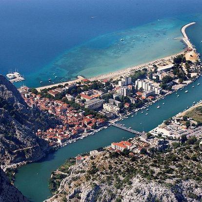 Chorvatsko - Střední Dalmácie na 8 dnů