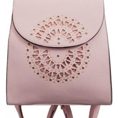 Dámský růžový batoh Larra 2190