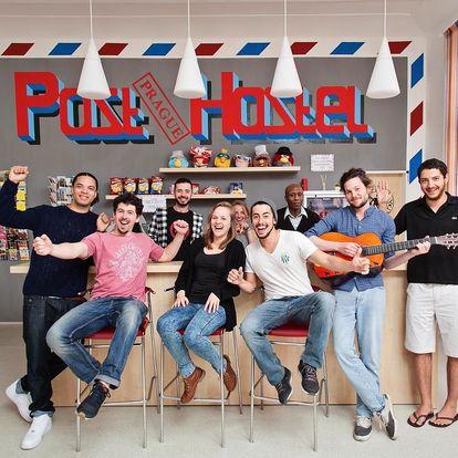 Praha: Post Hostel