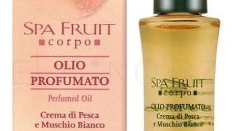 Frais Monde Spa Fruit Peach And White Musk 10 ml parfémovaný olej pro ženy