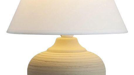 Rabalux 4391 Molly stolní lampa, béžová
