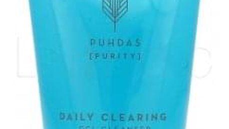 Lumene Puhdas Daily Clearing 150 ml čisticí gel pro smíšenou a mastnou pleť pro ženy