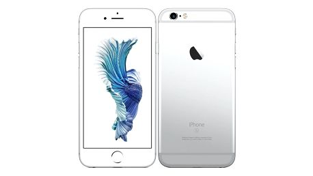 Apple iPhone 6s 32GB- Silver (MN0X2CN/A)