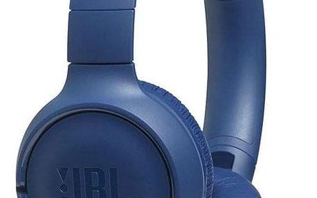 JBL Tune 500BT modrá