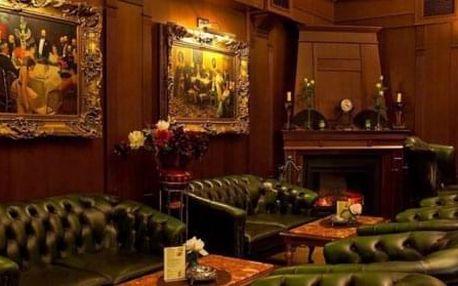 Luxusní jarní pobyty v Grand Boutique Hotelu Sergijo v Piešťanech