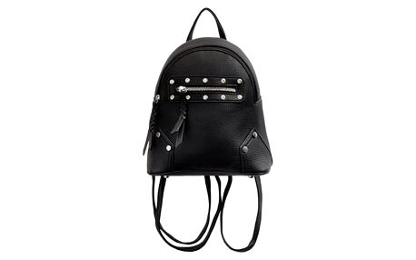 Dámský černý batoh Carissa 2191