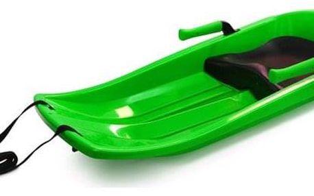 Boby Champion se sedátkem plast 85x40cm zelené