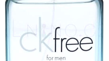 Calvin Klein CK Free For Men 50 ml toaletní voda pro muže