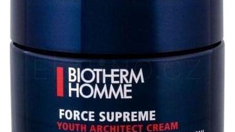 Biotherm Homme Force Supreme Youth Reshaping 50 ml remodelační pleťový krém pro muže
