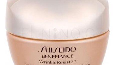 Shiseido Benefiance Wrinkle Resist 24 Intensive 50 ml intenzivní a vyživující pleťový krém pro ženy
