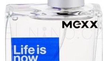 Mexx Life Is Now For Him 30 ml toaletní voda pro muže