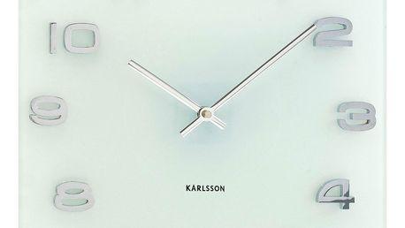 Karlsson 4399 nástěnné hodiny