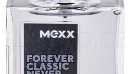 Mexx Forever Classic Never Boring 50 ml toaletní voda pro muže