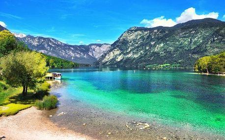 5 denní Slovinsko plné relaxu, koupání a výletů s ubytováním a snídaní