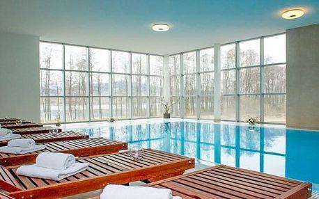 Lipno luxusně s bazénem u ski areálů